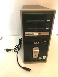 HP Compaq Presario SR1520NX  AMD 3100 2GB RAM 160 GB Hard disk PC Tower