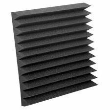 Auralex Acoustics Studiofoam® Wedgies™, 2-Inch by 1-foot by 1-foot, Box of 24