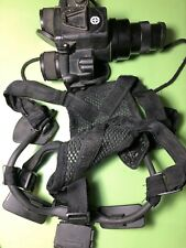 Free shipping.  Dummy /no fuction goggles and head frame