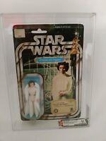 Star Wars Vintage Kenner Princess Leia Organa 12 BACK-B 1978 TAKARA AFA 60EX