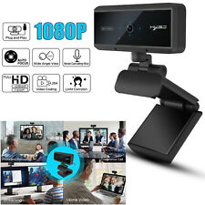 2020 HD 1080P Webcam Video Calling 30fps Stand Camera with Mic for Meeting Live