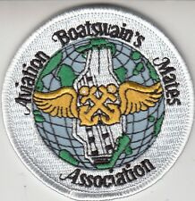 AVIATION BOATSWAIN'S MATES ASSOCIATION PATCH