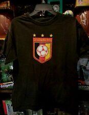 DEUTSCHLAND SOCCER SHIRT German National Team T-Shirt GERMANY Football FUTBOL MD