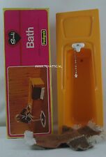 Sindy Bath by Pedigree furniture set mint in box and complete