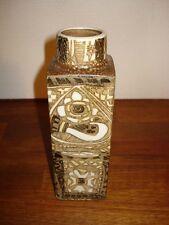 "7 1/2"" Fajance Baca vase Nils Thorsson Royal Copenhagen Fact 1st # 719-3455"