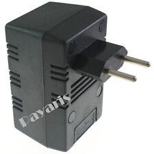50W Step Down Travel Voltage Converter 220V to 110V Volt U.S Travel Adapter