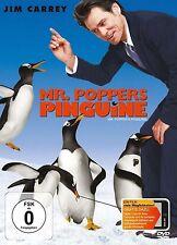Mr. Poppers Pinguine  - Jim Carrey - DVD - OVP - NEU