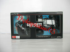 Call Of Duty Black OPS Prestige Edition PS3 Brand New In Pack(100% PAL Game)AUS