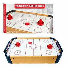 Portable Indoor Sports Tabletop Table Air Hockey Game Christmas Gift Family Fun
