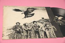 TRAFFIC LP WHEN THE EAGLES FLIES 1°ST ORIG ITALY 1974 NM !!!!!!!!!!! INNER