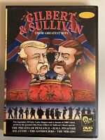 Gilbert  Sullivan: Greatest Hits (DVD, 2001)
