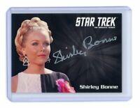 Star Trek TOS Silver Shirley Bonne as Ruth Auto Autograph Card
