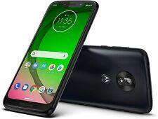 Motorola G7 Play - 32GB - Deep Indigo (Unlocked) PAE80008US (CDMA+GSM)
