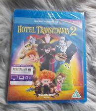 Blu-Ray -  Hotel Transylvania 2  - Animated Film - New - R2