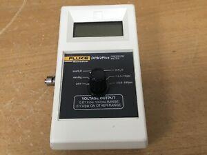 Fluke Biomedical DPM2Plus Universal Pressure Meter