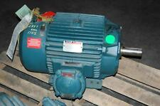 Reliance STD TEFC 25 HP Electric Motor XPrf Hazardous Locations 460V 384T - NOS