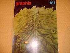 Graphis Magazine: No.161 - 1972/73 - As Photo