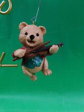 Hallmark Keepsake Ornament Fiddlin' Around by LaDene Votruba 1991 #QX438-7#50