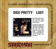 Died Pretty Lost CD - Rare - With Lost Extras - Jewel Case - Australian Rock