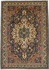 Handmade Garden Floral Design Vintage 7X10 Large Farmhouse Rug Oriental Carpet