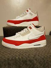 Nike Air Jordan 3 Retro TH SP 'Tinker' - UK Size 4.5 - CJ0939 100 - White/Red