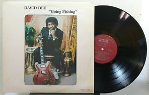 David Dee - Going Fishing - VANESSA RECORDS LP-2001