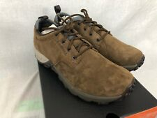 NEW MERRELL JUNGLE LACE AC+ MENS DARK EARTH MOC SHOES SNEAKER HIKE FREE SHIP