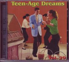 V.A. - TEEN-AGE DREAMS Vol.29 Popcorn & Teenage CD