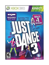 Just Dance 3 Xbox 360 Kinect Dancing Video Game