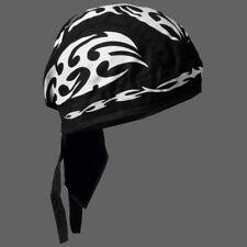BIKER TRIBAL BLADES HEAD WRAP  CAP