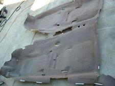 JAGUAR XJ8 FLOOR CARPET 98 03 NED