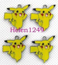 20Pcs Anime Model Necklace Monster Zinc Alloy Long Necklaces MC-26