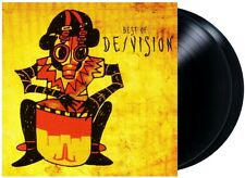 De/Vision - Best Of... - 2 LP Vinyl - New & Sealed - Limited Edition