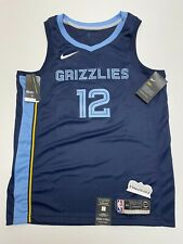 Nike Ja Morant Memphis Grizzlies Swingman Jersey AA7095 426 Men's Size Medium 44