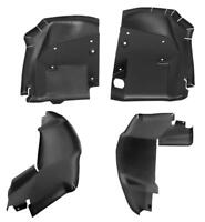 1970 70 Mustang Inner Fender Splash Shield SET Plastic New
