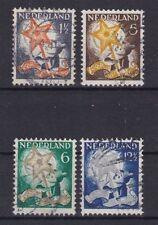 Gestempelte Briefmarken aus den Niederlanden & Kolonien als Satz