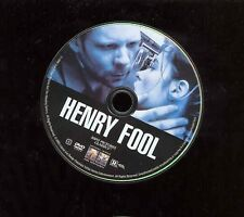 Henry Fool DVD Movie Maria Porter Poetry Prodigy Film Sex Offender NO CASE