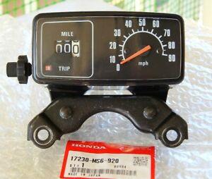Original HONDA XR200R,XR250R,XR350R,XR500R.Speedometer, Trip meter