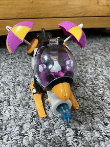 Fisher Price Imaginext DC Penguin Copter And Figure Set