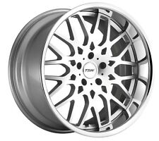 21x9 TSW Rascasse 5x108 Rims +40 Silver Wheels (Set of 4)