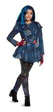 Disney Deluxe Descendants 2 Evie Kids Size S 4/6x Licensed Costume Disguise