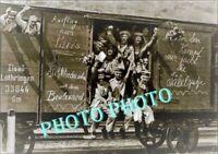 WW1 WWI France  14 - 18 Portrait Poilu  transport Train WAR 1 Tranchées soldier