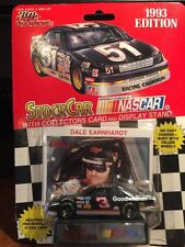 Racing Champions Dale Earnhardt #3 Goodwrench w/Card & Display 1:64th 1993 Edt.