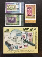 Iraq 2017 MNH Stamp Sets Baghdad In British Occupation Full Set With SS
