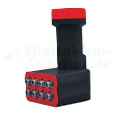 ► AX Black Buster Premium Octo LNB HD 0.1 dB 8 Ausgängen NEU OVP