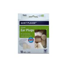 Flents Quiet! Please Ear Plugs, Foam, 10pair 023185081503A248
