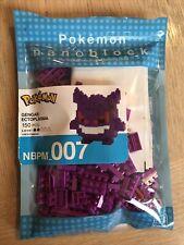 Pokemon Nano Block Gengar Lego GAME Official Nanoblock