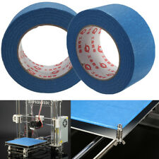 Blue Masking Tape Painters Printing Masking Tool For Reprap 3D Printer 50mx50mm