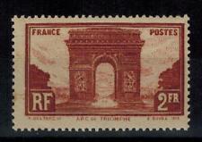 (b10) timbre France n° 258 neuf** année 1929