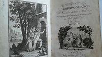 CORRESPONDANCE DE DEUX PETITES FILLES    1811